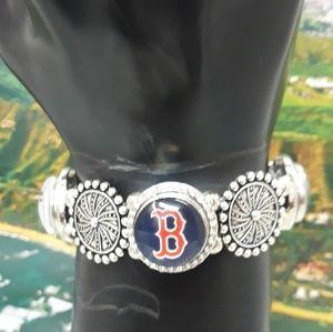 Jewelry - Boston Red Sox, Celtics, Bruins and Patriots Brace